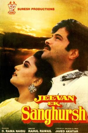 Download Jeevan Ek Sanghursh (1990) Hindi Movie 720p DVDRip 1.5GB