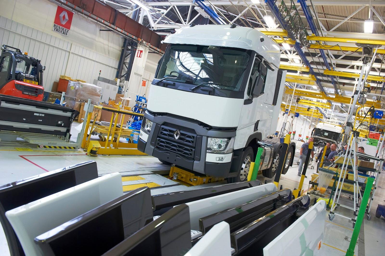dieciocho ruedas renault trucks stand by en el mercado argentino y mercosur. Black Bedroom Furniture Sets. Home Design Ideas