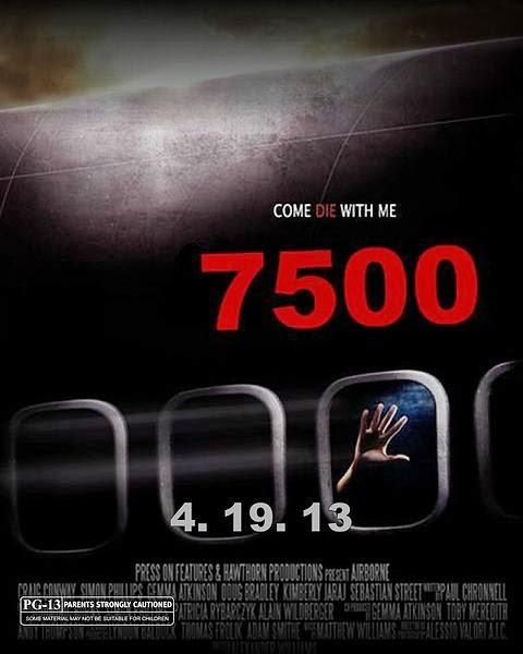 Flight 7500 2017