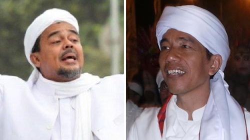 Netizen Tangkis Omongan Ridwan Saidi, Dengerin Nih! Satrio Piningit Bukan Rizieq, Tapi Presiden..