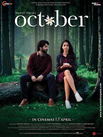 October (2018) Movie Poster