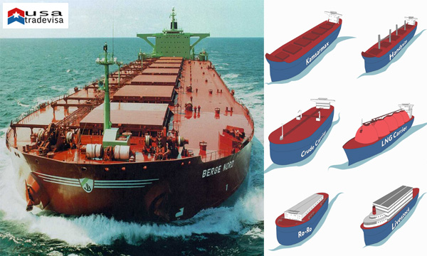 DRY CARGO SHIPS & BULK CARRIER