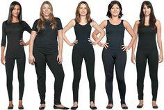 Mulher com estilo - Conhecer o corpo e que peças ficam bem