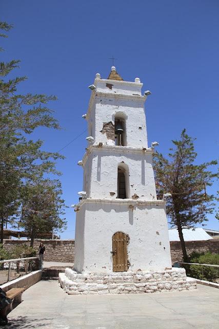 église, san pedro de atacama, nord, nord du chili, aymara