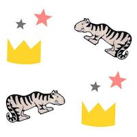 kids tiger pattern