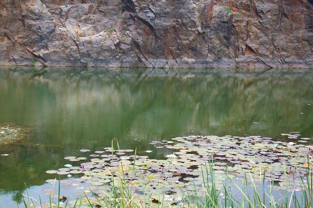 Kandigai Quarry Natural Swimming Pool