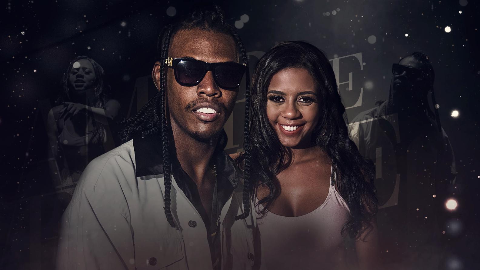 A parceria já está entre as cinco mais ouvidas do Spotify no Brasil e ganhou um clipe dirigido pelo Kondzilla.