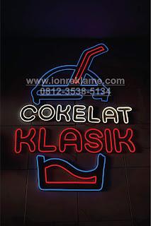 Ion Reklame Malang Jasa Pembuatan Neon Flex Malang