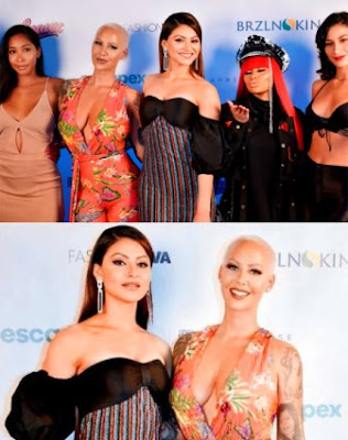 #instamag-urvashi-rautela-having-gala-time-with-amber-rose