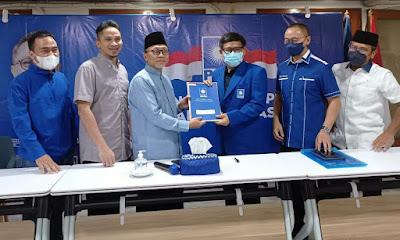 Daeng Muhammad Kembali Pimpin PAN Kabupaten Bekasi