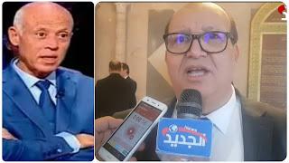 (بالفيديو)  النائب رفيق عمارة (قلب تونس) : الـ144 صوت موجودين وسنسحب الثقة من قيس سعيد !