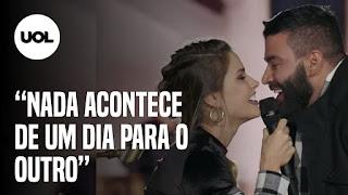 """Gusttavo Lima desabafa sobre Andressa Suita – Vitão fica sem graça com """"brincadeira"""" e Whindersson sai em defesa"""