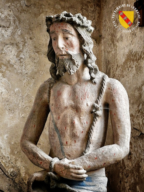 PONT-SAINT-VINCENT (54) - Christ aux liens (XVIe siècle)