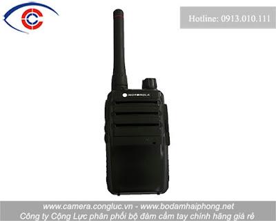 Bộ đàm cầm tay Motorola GP-600S.