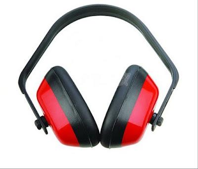 Alat pelindung telinga  K3