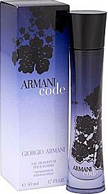 GIORGIO ARMANI - CODE FOR WOMAN