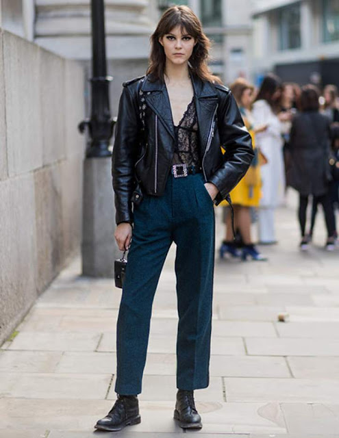 10 Ways To Style Cropped Pants With Boots 2019