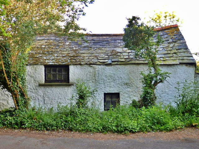 Deserted Cornish Cottage