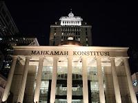 Presiden dan Mahkamah Konstitusi