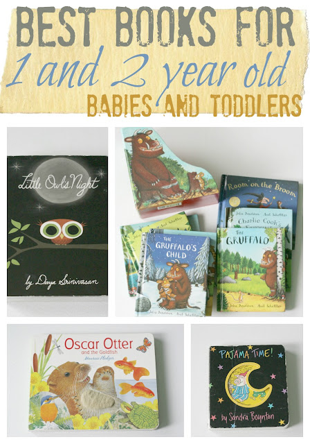 Great books for bed time or story time