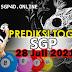 Prediksi Togel SGP 28 Juli 2021
