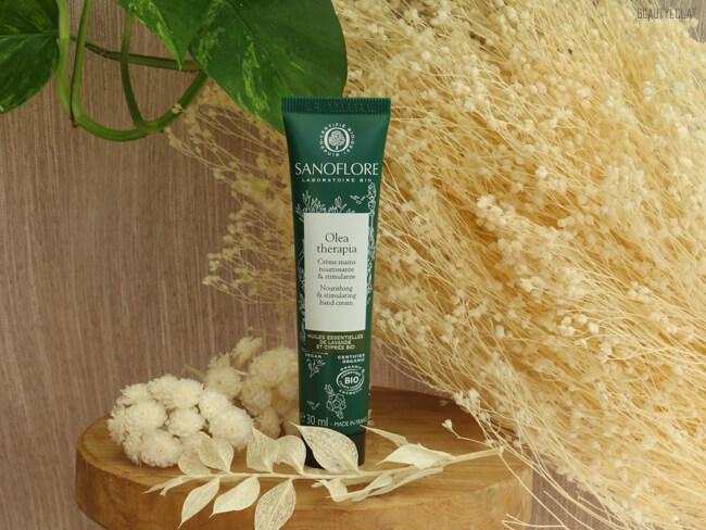 avis sanoflore olea therapia nourrissante stimulante
