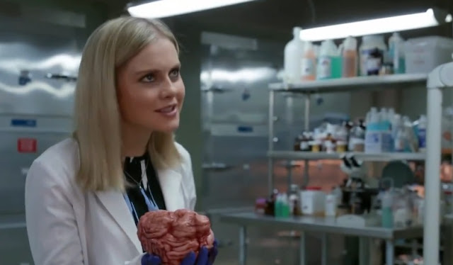 "iZombie 4x07 ""Don't Hate the Player, Hate the Brain"""