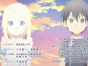 """Sword Art Online: Alicization ED 2 - """"forget-me-not"""" by ReoNa"""