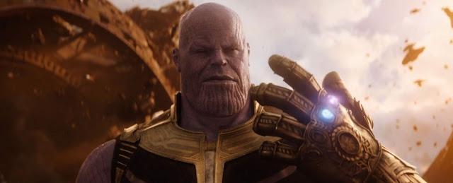 Avengers Vingadores Guerra Infinita Thanos