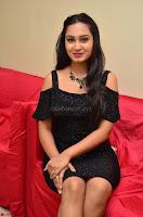 South Actress Amulya in short black dress at Kalamandir Foundation 7th anniversary Celebrations ~  Actress Galleries 052.JPG