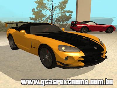 Dodge Viper SRT10 ACR [ImVehFt] para GTA San Andreas