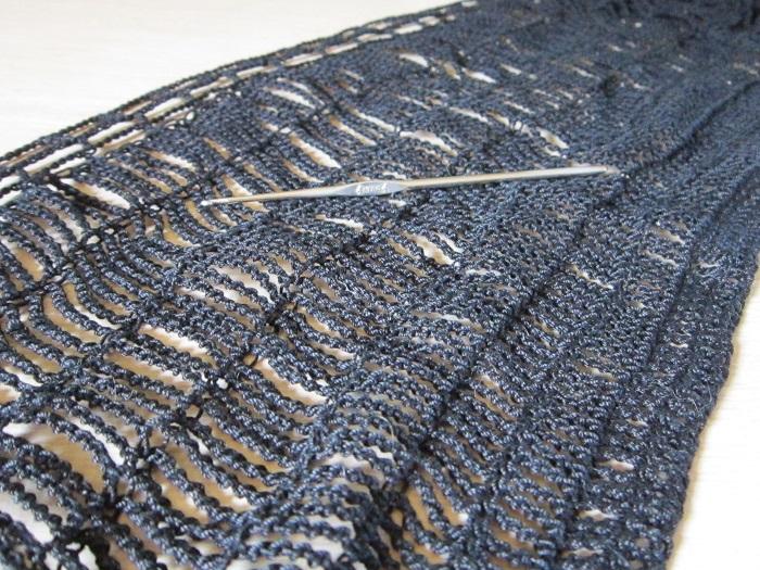 crochet, patterns, shawlette, thread crochet, WIP