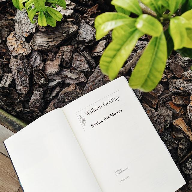 livro senhor das moscas