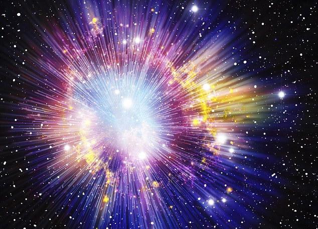 O Big Bang - Science Photo Library