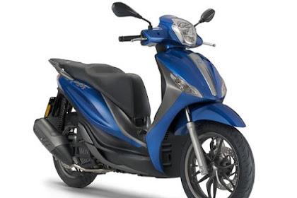 Piaggio Indonesia Rilis Piaggio Medley I-get 150 ABS
