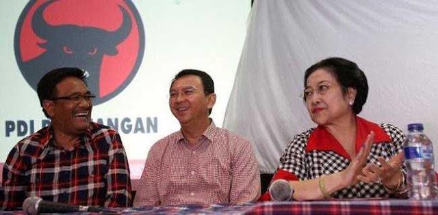 Ahok Gabung, PDIP Pertaruhkan Citra Partai Pendukung Penista Agama