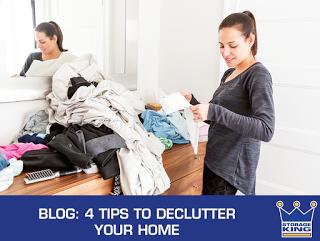 Storage king blog four important decluttering tips - Important thing consider decluttering ...