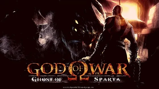 Latest God of War: Ghost of Sparta PPSSPP ISO Free Download