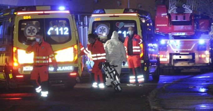 Emberölés miatt nyomoz a rendőrség a kórháztűz ügyében