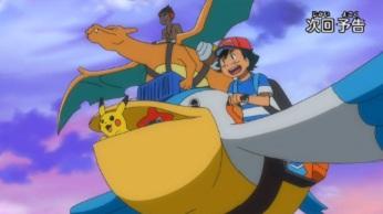 Pokemon Sol y Luna Capitulo 11 Temporada 20 Ash Visita A Kiawe