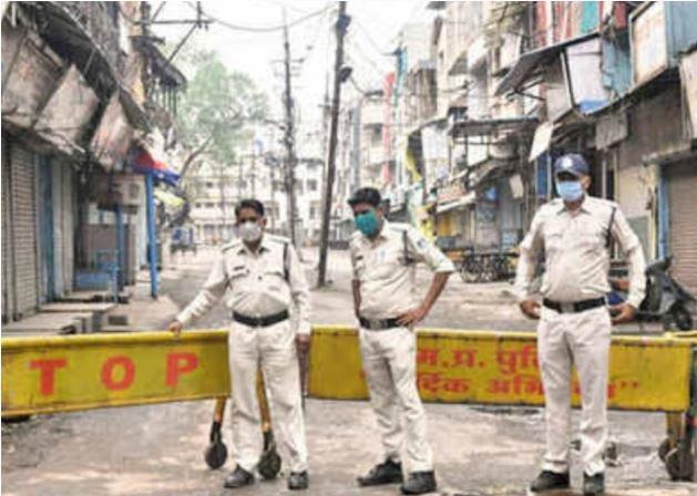 प्रत्येक रविवार को मध्यप्रदेश में लॉकडाउन, बेवजह घर से निकलने वालों से सख्ती से निपटेंगे 3000 पुलिसकर्मी