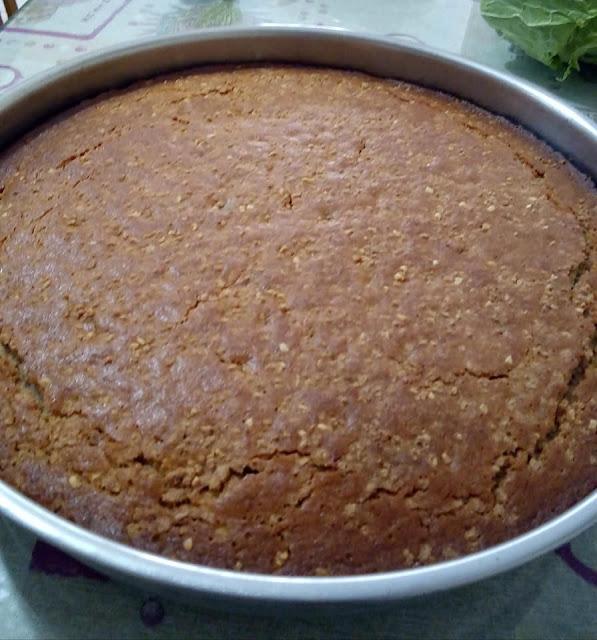 """Το """"φτωχό"""" νηστίσιμο κέικ αλλά με πλούσια γεύση"""