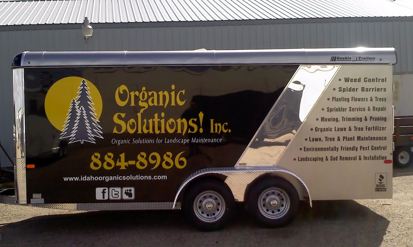 Organic Solutions Is A Landscaping Lawn Care Lawn Mowing Organic Lawn Fertilizer Tree Service And Sprinkler Company That Serves Boise Meridian Eagle Nampa And The Treasure Valley Organic Solutions Inc
