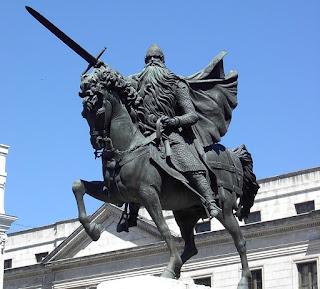 Defendamos la lengua española a capa y espada, como si fuéramos el Cid