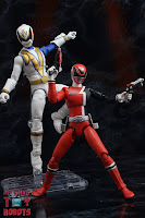 Power Rangers Lightning Collection SPD Omega Ranger & Uniforce Cycle 59