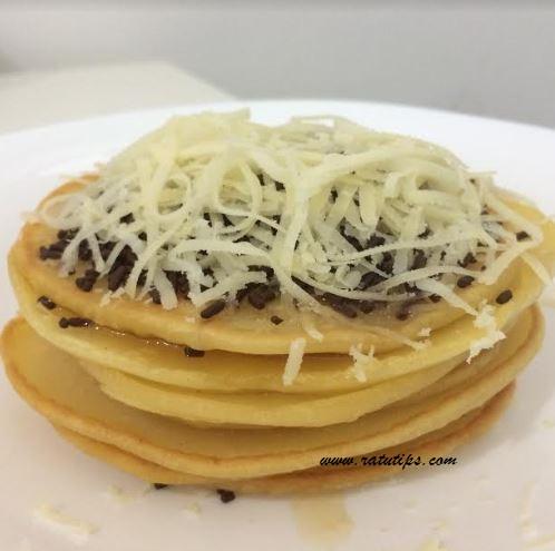 Resep Membuat Perfect Pancake Susu Madu yang Enak dan Lezat