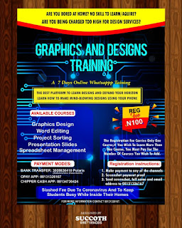 Optimum graphics training