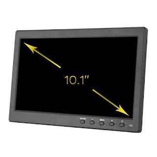 "monitor 10"" hdmi"