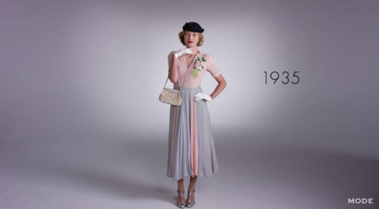 A Vintage Nerd Vintage Blog Links to love Vintage Articles Vintage Blogger NY Blogger 100 Years of Fashion