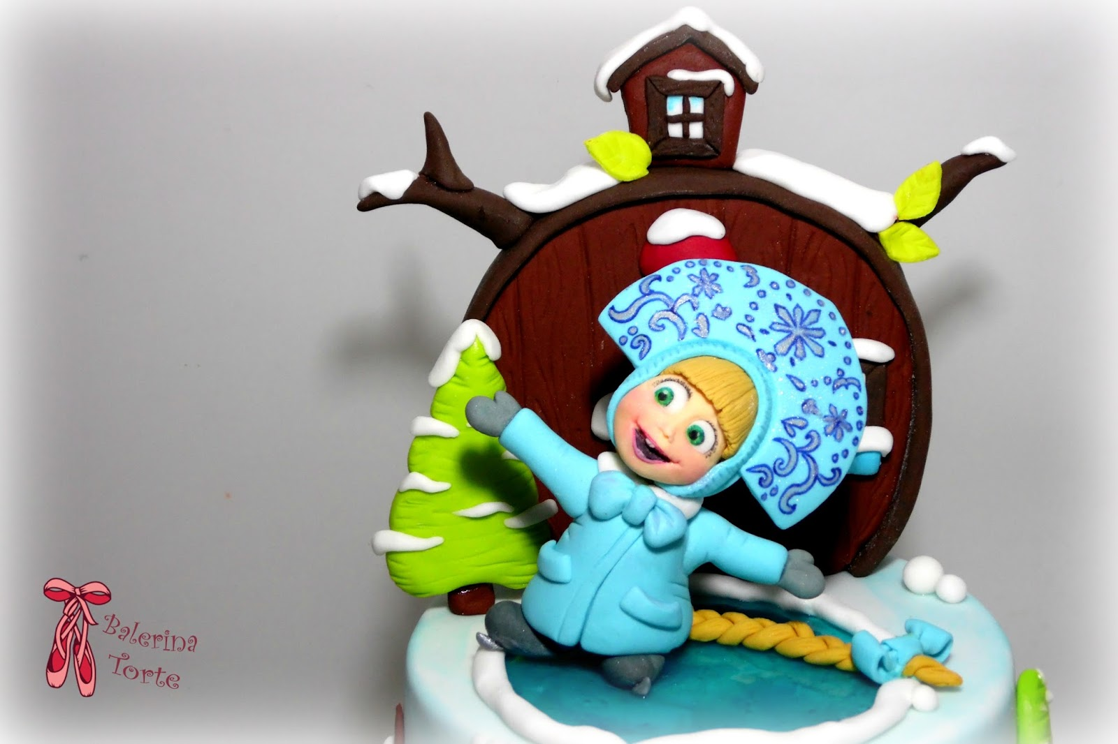 Arabella Torte Jagodina Masha And The Bear Cake Masa I